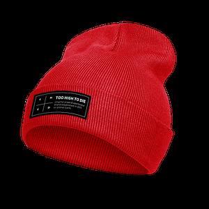 THTD červený kulich