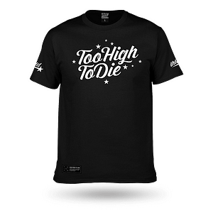 THTD černé triko